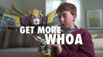 Transformers Cyberverse Action Attackers TV Spot, 'Get More Whoa' - Thumbnail 8