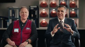 Lowe's Spring Black Friday Sale TV Spot, 'Do It Wright Playbook: Trimmer' Featuring Jay Wright - Thumbnail 8