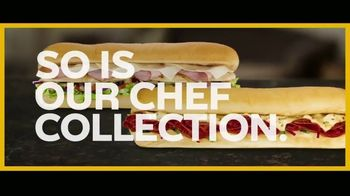 Subway Chef Collection TV Spot, 'Moving Fast' - Thumbnail 3