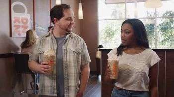 Dunkin' Donuts Signature Lattes TV Spot, 'Work of Art'
