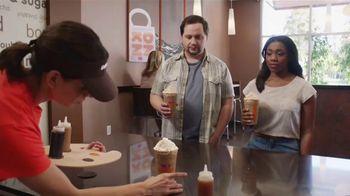Dunkin' Donuts Signature Lattes TV Spot, 'Work of Art' - Thumbnail 6
