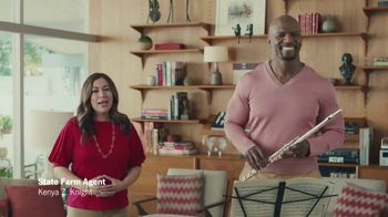 State Farm Life Insurance TV Spot, 'Let Them Speak' Featuring Terry Crews