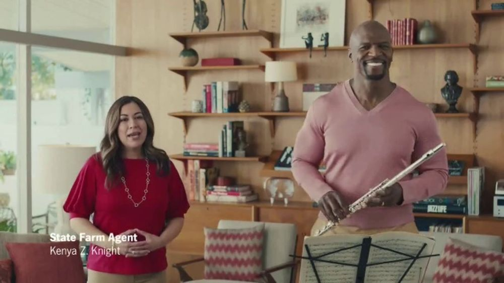 State Farm Life Insurance TV Commercial, 'Let Them Speak' Featuring Terry Crews