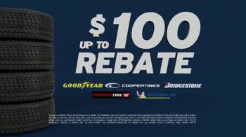 AutoNation TV Spot, 'Drive Safe for Less: Tire Rebate and No Interest Financing' - Thumbnail 4