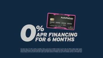 AutoNation TV Spot, 'Drive Safe for Less: Tire Rebate and No Interest Financing' - Thumbnail 5