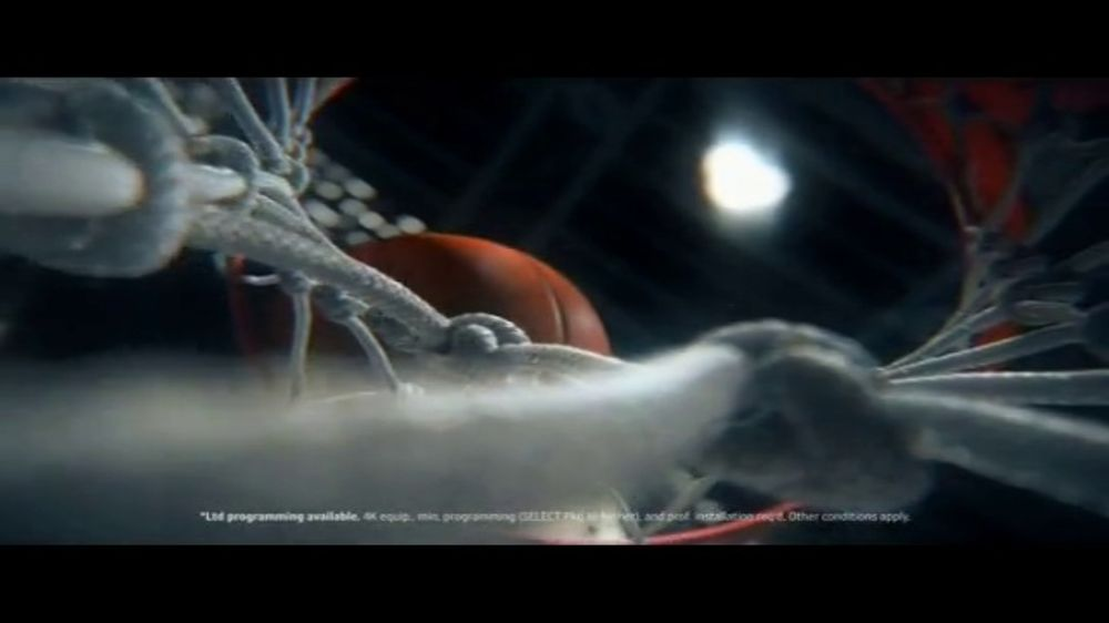 DIRECTV 4K HDR TV Commercial, 'NBA in 4K HDR'