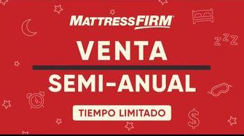 Mattress Firm Venta Semi-Anual TV Spot, 'Ahorra $500 dólares' [Spanish] - Thumbnail 1