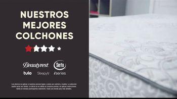 Mattress Firm Venta Semi-Anual TV Spot, 'Ahorra $500 dólares' [Spanish] - Thumbnail 3