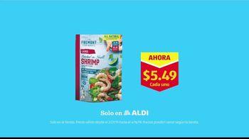 ALDI TV Spot, 'Camilo: Shrimp' [Spanish] - Thumbnail 9