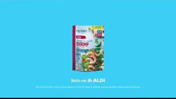 ALDI TV Spot, 'Camilo: Shrimp' [Spanish] - Thumbnail 8