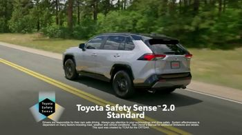 2019 Toyota RAV4 TV Spot, 'Redefined Compact SUV' [T2] - Thumbnail 6