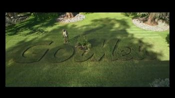 GEICO TV Spot, 'Landscaper Cuts Rival Baseball Logo into Customer's Grass'