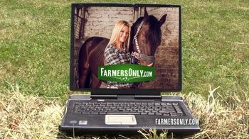 FarmersOnly.com TV Spot, 'Horsin' Around Online'