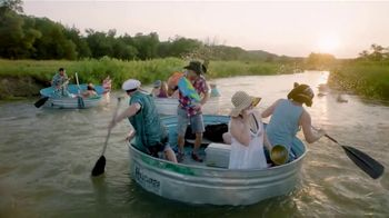 Nebraska Tourism Commission TV Spot, 'Livestock Tank River Rafting' - Thumbnail 10