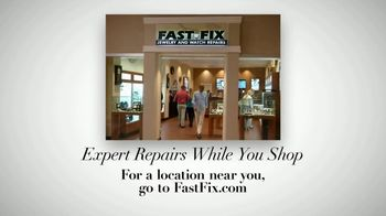 Fast-Fix Jewelry and Watch Repairs TV Spot, 'Love at First Sight' - Thumbnail 9