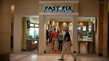 Fast-Fix Jewelry and Watch Repairs TV Spot, 'Love at First Sight' - Thumbnail 8