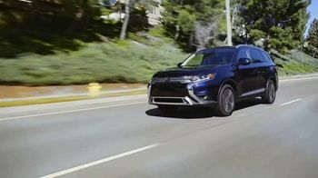 2019 Mitsubishi Crossovers TV Spot, 'Fun Ride: Daughter' [T1] - Thumbnail 1