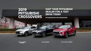 2019 Mitsubishi Crossovers TV Spot, 'Fun Ride: Daughter' [T1] - Thumbnail 8