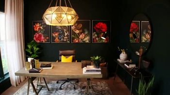 Wayfair TV Spot, 'Property Brothers: Mirror Finish' - Thumbnail 3