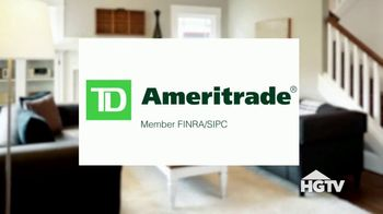 TD Ameritrade TV Spot, 'HGTV: Affording a House' Featuring Egypt Sherrod - Thumbnail 9