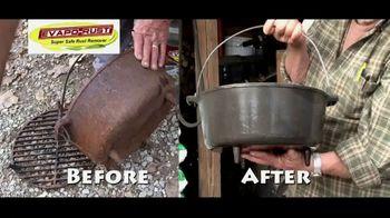 Evapo-Rust TV Spot, 'What's Cast Iron Cooking Promo' - Thumbnail 5