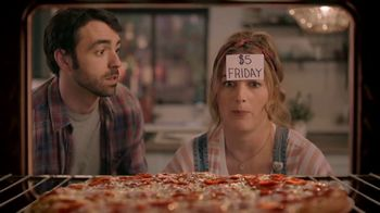 Papa Murphy's Pizza $5 Fridays TV Spot, 'Game Night: FAVES' - Thumbnail 4
