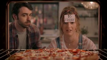 Papa Murphy's Pizza $5 Fridays TV Spot, 'Game Night: FAVES' - Thumbnail 6