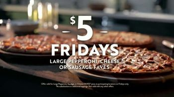 Papa Murphy's Pizza $5 Fridays TV Spot, 'Game Night: FAVES' - Thumbnail 9