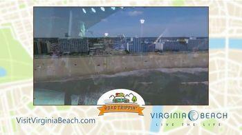 Visit Virginia Beach TV Spot, 'Road Trippin' - Thumbnail 10