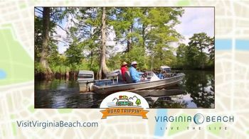 Visit Virginia Beach TV Spot, 'Road Trippin' - Thumbnail 6