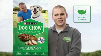 Purina Dog Chow TV Spot, 'High Protein'