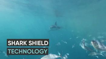 Shark Shield TV Spot, 'Electrical Shark Deterrent' - Thumbnail 7