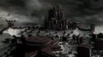 Oreo TV Spot, 'Game of Thrones Title Sequence'