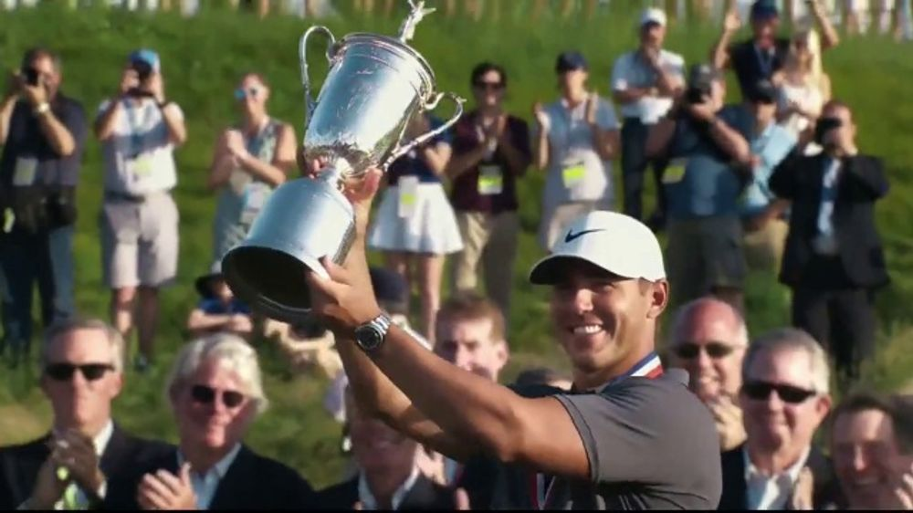 Rolex TV Commercial, 'Stories of Perpetual Excellence' Featuring Tiger Woods, Phil Mickelson
