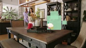 Ashley HomeStore Spring Home Event TV Spot, 'Outdoor Furniture' Song by Midnight Riot - Thumbnail 2