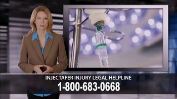 Brenes Law Group, P.C. TV Spot, 'Injectafer Injury' - Thumbnail 1
