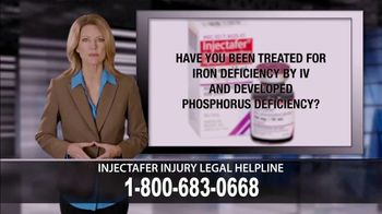 Brenes Law Group, P.C. TV Spot, 'Injectafer Injury' - Thumbnail 10