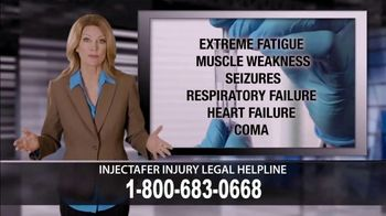 Brenes Law Group, P.C. TV Spot, 'Injectafer Injury' - Thumbnail 4