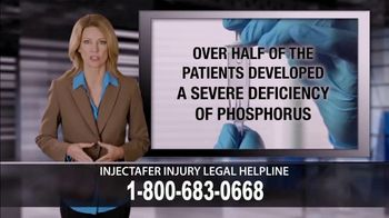 Brenes Law Group, P.C. TV Spot, 'Injectafer Injury' - Thumbnail 6