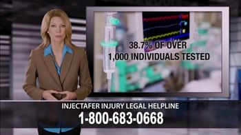 Brenes Law Group, P.C. TV Spot, 'Injectafer Injury' - Thumbnail 7