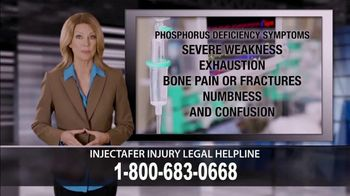 Brenes Law Group, P.C. TV Spot, 'Injectafer Injury' - Thumbnail 8