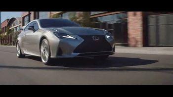 Lexus RC TV Spot, 'Fast' [T1]