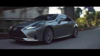 Lexus RC TV Spot, 'Fast' [T1] - Thumbnail 3