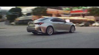 Lexus RC TV Spot, 'Fast' [T1] - Thumbnail 5