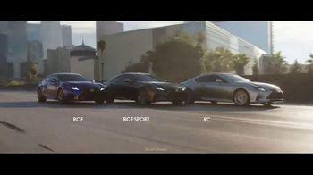 Lexus RC TV Spot, 'Fast' [T1] - Thumbnail 6