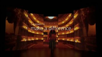 Bank of America TV Spot, 'Partners Who Have the Power to Make a Difference' Song by Pharrell Williams - Thumbnail 1