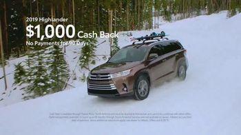 Toyota TV Spot, 'Rearview' [T2] - Thumbnail 6