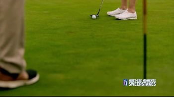 PGA TOUR Must-See Moments Sweepstakes TV Spot, 'Inside the Ropes' - Thumbnail 7