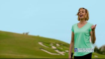 PGA TOUR Must-See Moments Sweepstakes TV Spot, 'Inside the Ropes' - Thumbnail 8