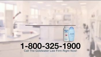 Goldwater Law Firm TV Spot, 'Talcum Powder: Over Four Billion' - Thumbnail 1